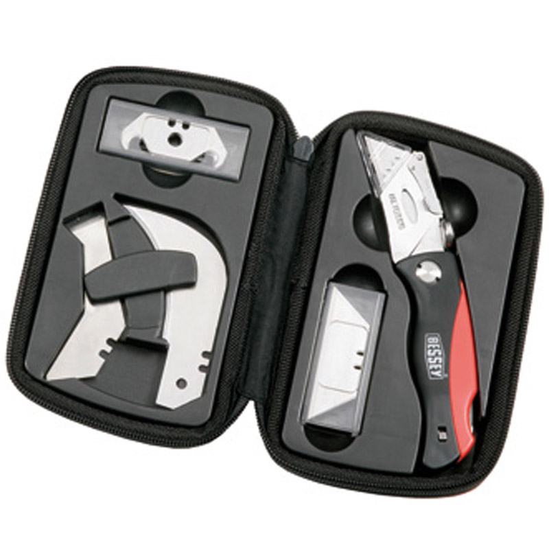 Multitool and folding utility knives