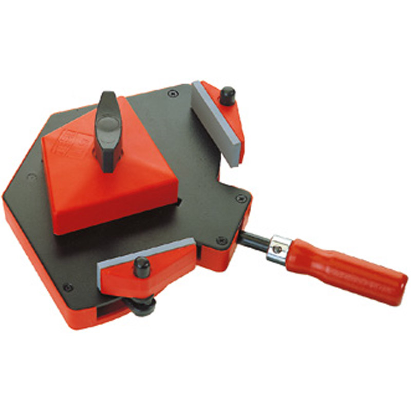 Angle and mitre clamps