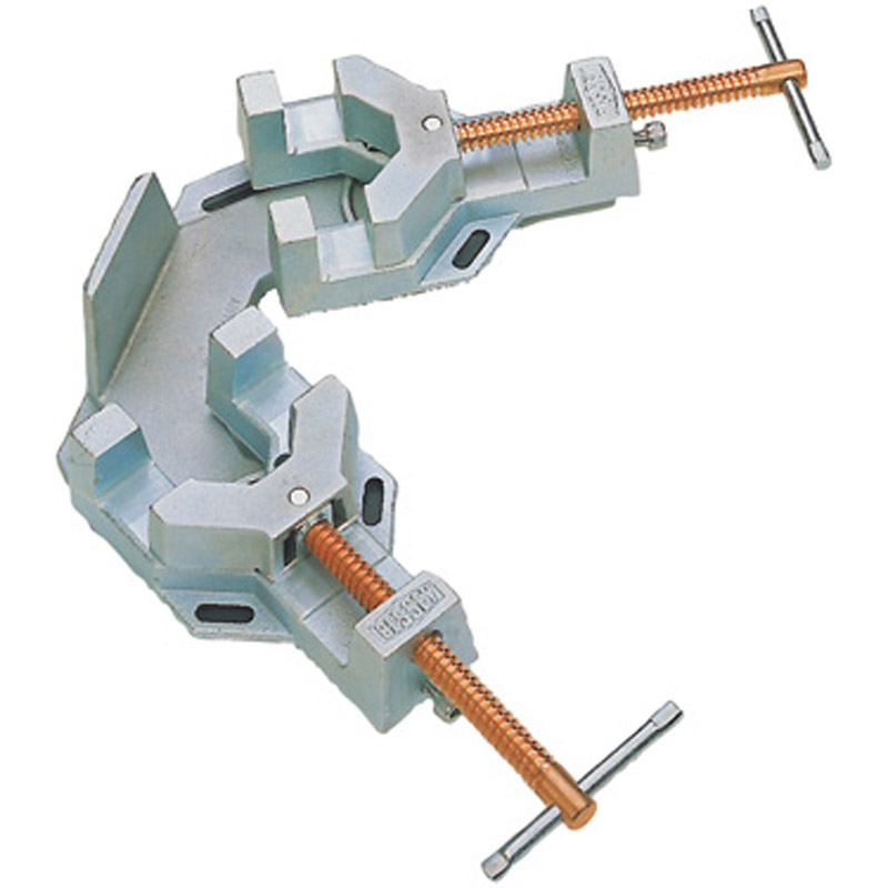 Metal angle clamps