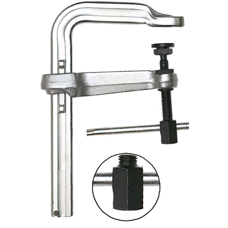 High-performance clamps