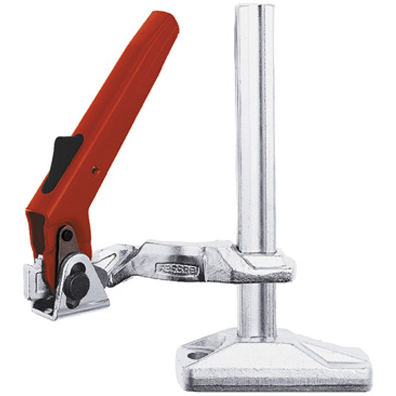 Hold down table clamps