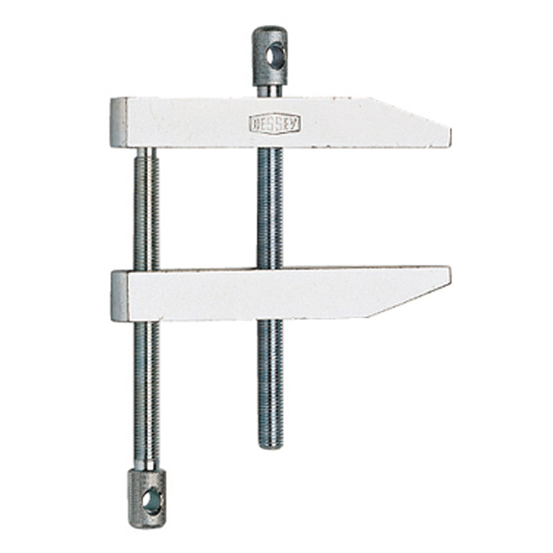 One handed lightweight clamps